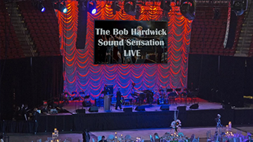 The Bob Hardwick Sound Sensation - LIVE