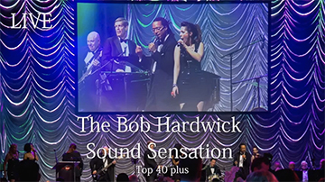 The Bob Hardwick Sound Sensation - Top 40 plus